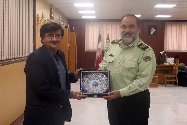 همکاری ناجا با وزارت ورزش و برای مبارزه با شرطبندی و پولشویی