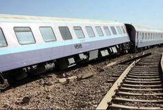 خروج قطار زاهدان- کرمان از ریل خسارتی نداشت