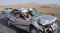 حادثه رانندگی در کرمانشاه 4 کشته و زخمی به جا گذاشت