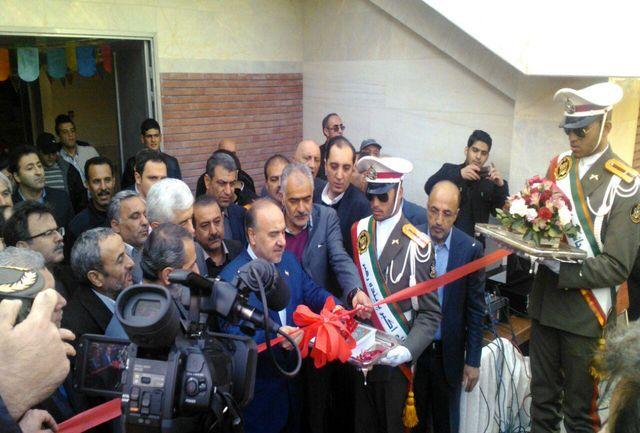 استادیوم رسالت تهران افتتاح شد
