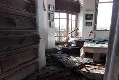 سوختن اسناد به جامانده از کاشانی و مصدق در آتش سوزی حسن آباد