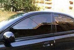 خودروهای با شیشه دودی،شماره گذاری نمی شوند