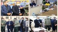 اسلامشهر الگوی موفق اجرای طرح شهید سلیمانی در استان تهران است/ کاهش ۷۰ درصدی مرگ و میر ویروس کرونا در اسلامشهر