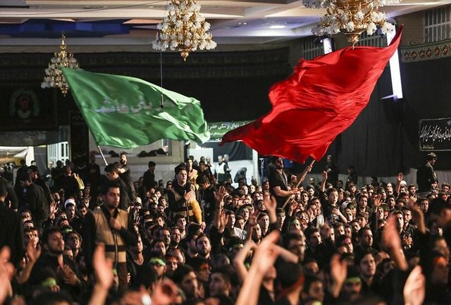 برگزاری مراسم سوگواری سالار شهیدان برای اهالی ورزش