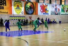 صدر نشینی و یکه تازی بانوان فوتسالی آبادان در لیگ برتر/علوانی: بازیکنانم فوق العاده بودند