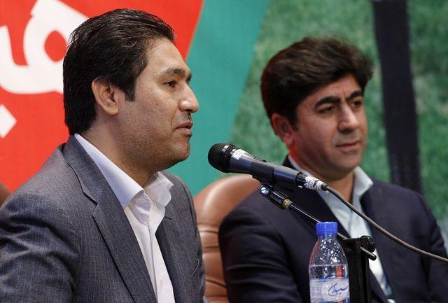 دکتر قرایی:داوری در استان کرمان باید متناسب با تیمهای این استان رشد کند