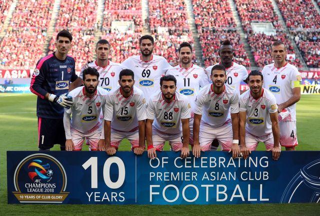 AFC: کاشیما باید از قله بزرگی در ورزشگاه آزادی عبور کند
