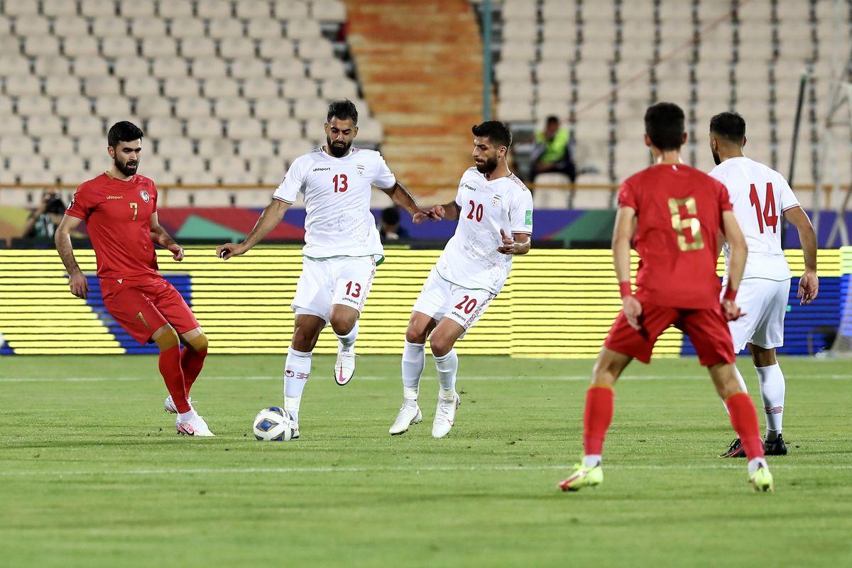 سهم سرخابیها در بازی مهم تیم ملی