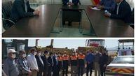اداره راهداری و حمل ونقل جادهای شهرستان هلیلان افتتاح شد