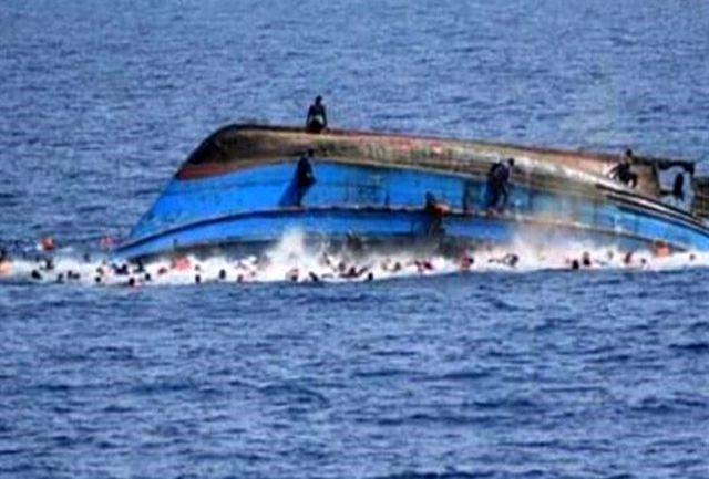 واژگونی قایقی در آبهای تونس، جان 21 نفر را گرفت