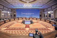 حل بحران سوریه در آستانه