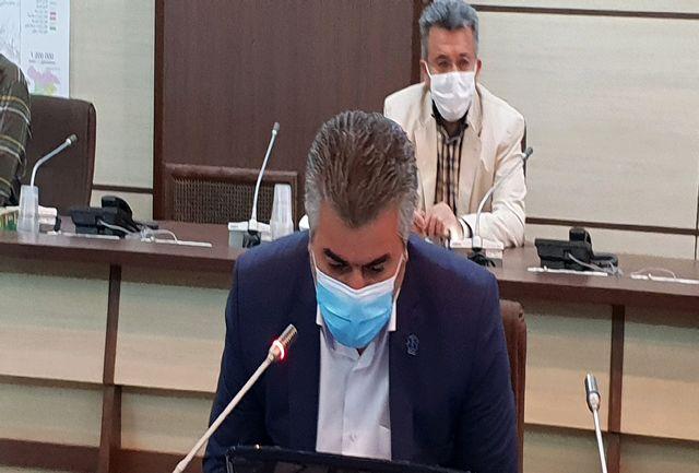 76 بیمار جدید مبتلا به کرونا در قزوین بستری شدند