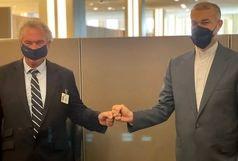 رایزنی امیرعبدالهیان با وزیر خارجه لوکزامبورگ/ حمایت لوکزامبورگ از احیای برجام