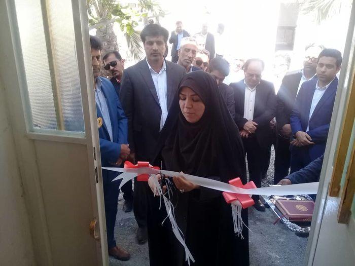 افتتاح پروژههای مسکونی و طرحهای اشتغال مددجویان کمیته امداد بندرخمیر