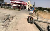تکمیل عملیات تقاطع خیابان شهدای اصناف با بلوار شهید قمی