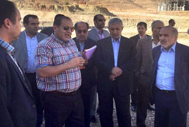 مدبر: به دنبال اتمام ساخت ورزشگاه 50 هزار نفری شیراز تا پایان سال آینده هستیم