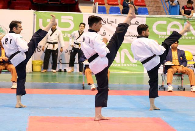 امروز، آخرین مهلت ارسال ویدئو برای حضور در مسابقات قهرمانی تکواندو بسیج