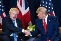 تلاش ترامپ برای لغو توافق لندن و پکن