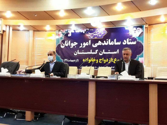 راه اندازی شبکه ملی سازمان های مردم نهاد حوزه ازدواج کشور با محوریت گلستان