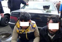 دستگیری موادمخدر فروشان شوش با بسته بندی آماده فروش