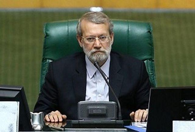 لاریجانی دیگر کاندیدای مجلس نمی شود