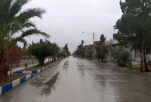 کلشانه طبس رکورددار بارندگیهای ۲۴ ساعت گذشته