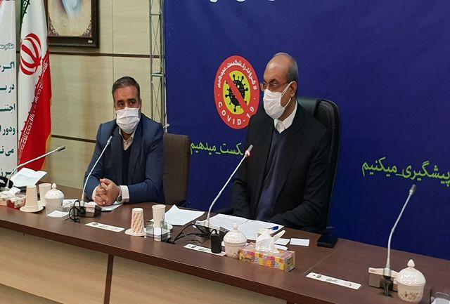 طرح شهید سلیمانی در قزوین ترمز انتشار ویروس کرونا را کشیده است