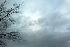 آسمان ابری برای مناطقی از کشور طی دو روز آینده