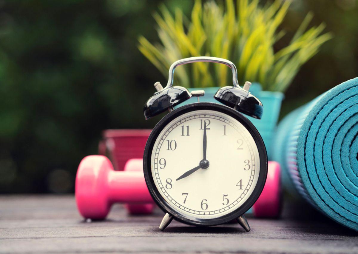 چگونه برای ورزش کردن وقت پیدا کنیم؟