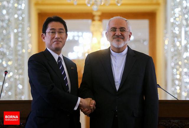 آینده روابط ایران وژاپن روشن است