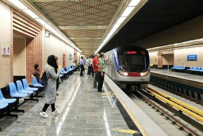 فقدان پایانه و نواقص عمرانی علت تاخیر حضور قطار در خط ۳