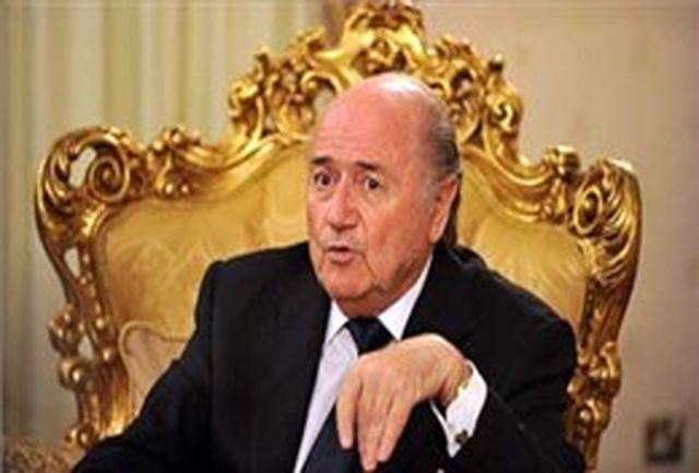 بلاتر تا سال 2016 مجبور به بازنشستگی از IOC میشود