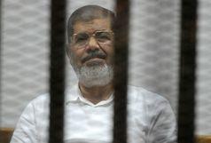 محمد مرسی رییس جمهوری سابق مصر درگذشت