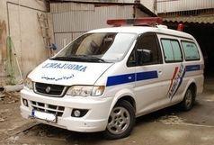ماجرای توقیف آمبولانس پلاک شخصی