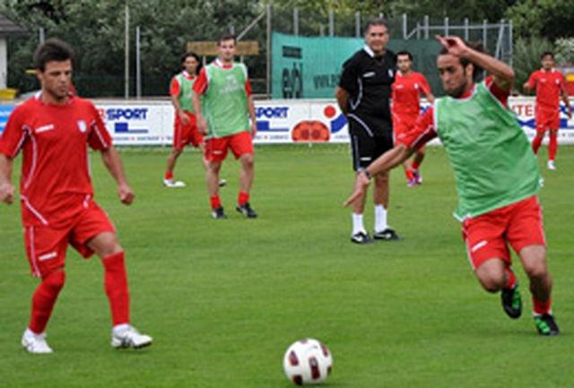تیم ملی با دو ترکیب متفاوت به مصاف متالیست میرود