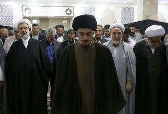 سخنرانی حجت الاسلام سید احمد خمینی در حسینیه یادگار امام قزوین