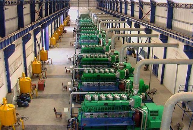 نصب 1900 مگاوات نیروگاه تولید پراکنده در کشور