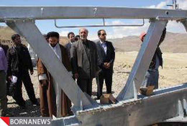 آغاز رسمی عملیات اجرایی ایستگاه اول طولانیترین تلهكابین دنیا در ارومیه