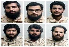 آزادی 4 مرزبان ربوده شده طی عملیات اطلاعاتی