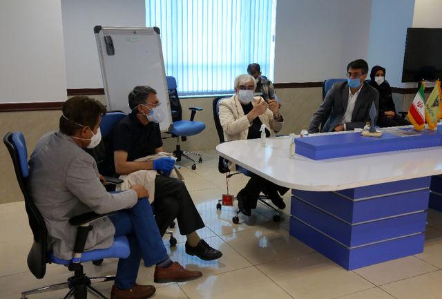 داوری مسابقه طراحی بنای یادبود برگزار شد