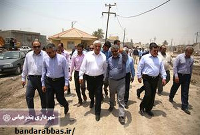 تلاش بیوقفه برای بازگشایی خیابان محله چاهستانیها/ توافق کامل با 120 ملک در مسیر