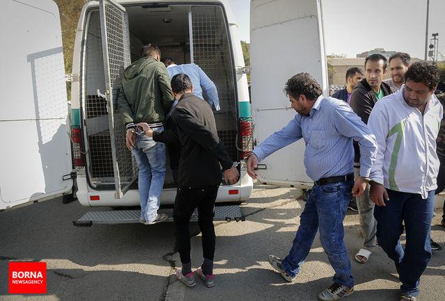 دستگیری هشت شکارچی در مرز گنبدکاووس