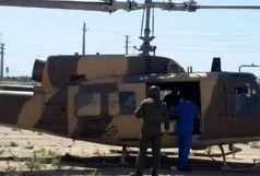 اورژانس هوایی جان مصدوم بدحال را در قزوین نجات داد
