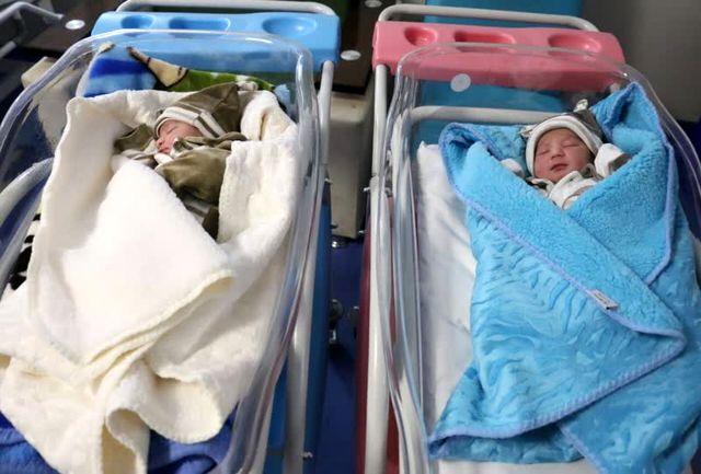 تولد نخستین نوزاد مرکز ناباروری دانشگاه علوم پزشکی قم