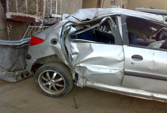 16 زخمی در برخورد خودرو با عزاداران حسینی در قائمشهر