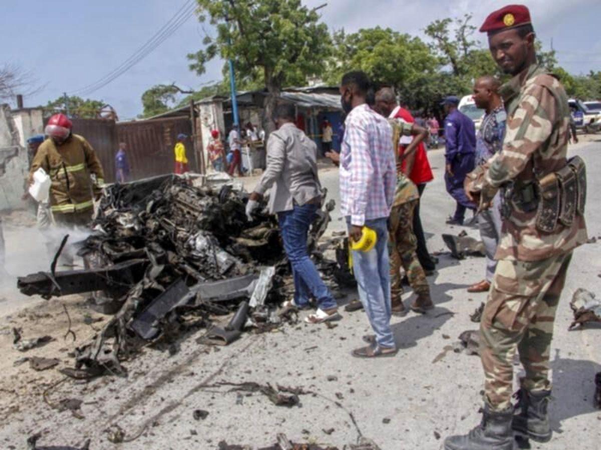 روایت رسانهها از شلیک سه راکت به کاخ ریاست جمهوری سومالی