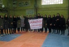 طرح پویش ملی در شهرستان ایوان برگزار شد
