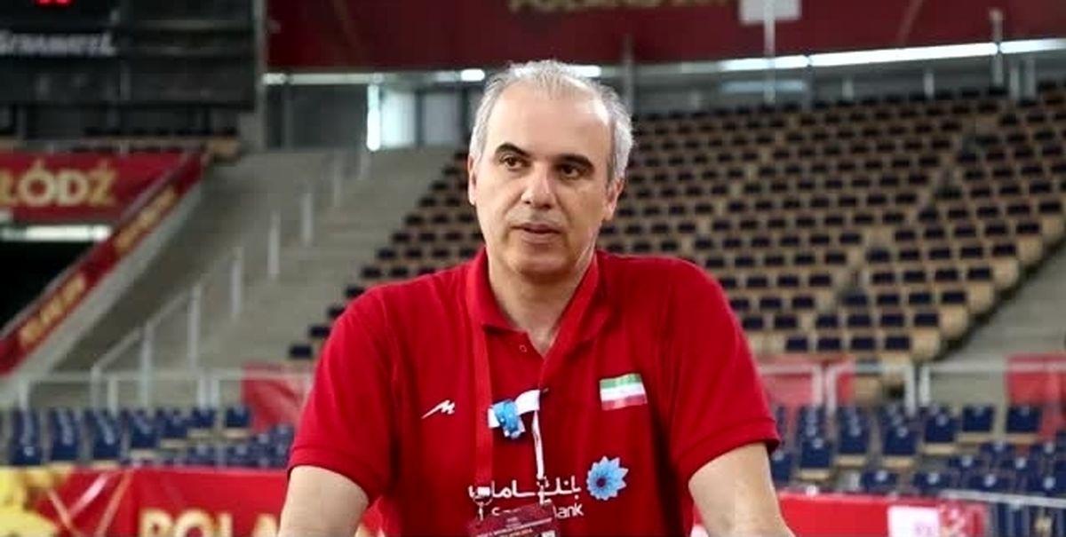 ثبتنام والیبال ایران در المپیک بدون مشکل انجام شد