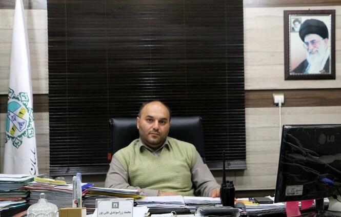 زراسوند علیپور برای دومین بار سرپرست شهرداری مسجدسلیمان شد+بیوگرافی