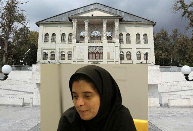 لادن طاهری سرپرست موزه سینما شد